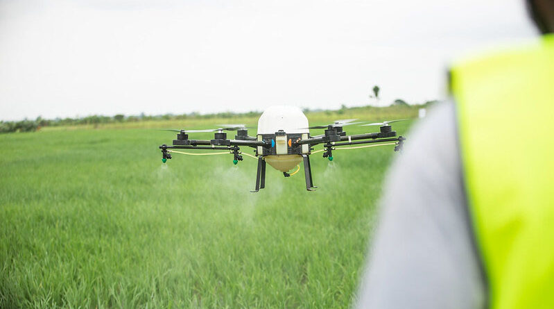 Need a robust policy framework in application of agrochemical spray using drones: FICCI-CropLife Paper