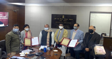 ICAR Signs MOU with MOFPI to support the micro level food entrepreneurs