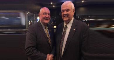 USDA Secretary Sonny Perdue Issues Proclamation Honoring Longtime Broadcaster Orion Samuelson