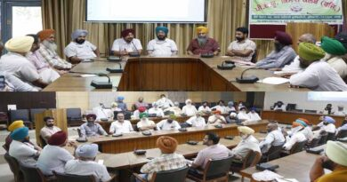 227 farmers and farm women attend PAU kisan club meet