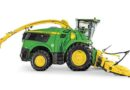 John Deere adds the all-new 18.0L engine to new models of self-propelled forage harvesters