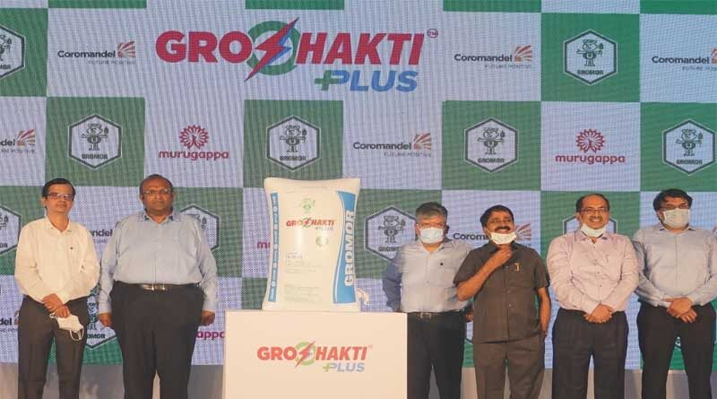Coromandel International limited launches new fertilizer GroShakti Plus