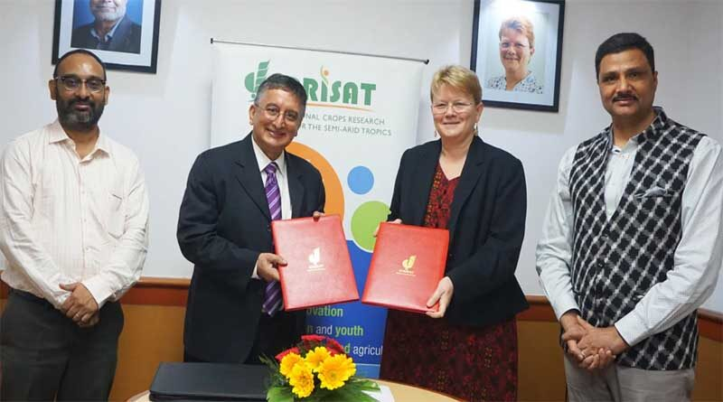 WFP, ICRISAT to partner on climate resilience, food security, nutrition and livelihoods