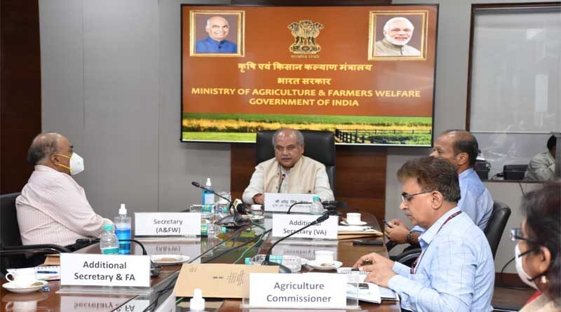 National conference on Agriculture for Rabi campaign 2021 held through video conference