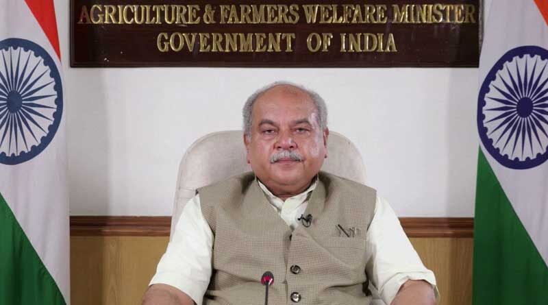 Agricultural Research plays important role in food security, says Mr. Tomar