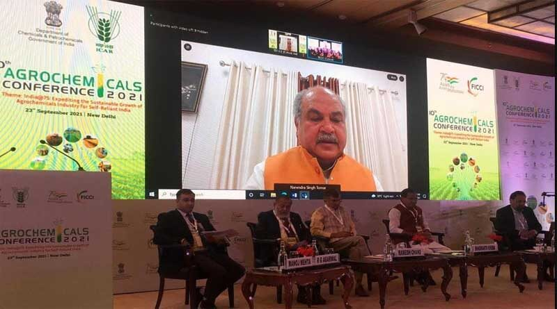 FICCI's conducts 10th Agrochemical Conference 2021on Sustainable Growth of Agrochemical Industry