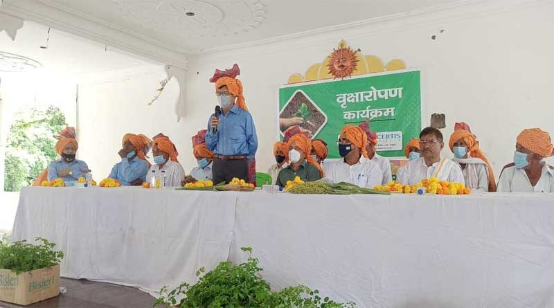 Bharat Certis Agriscience launches plantation campaign in MP