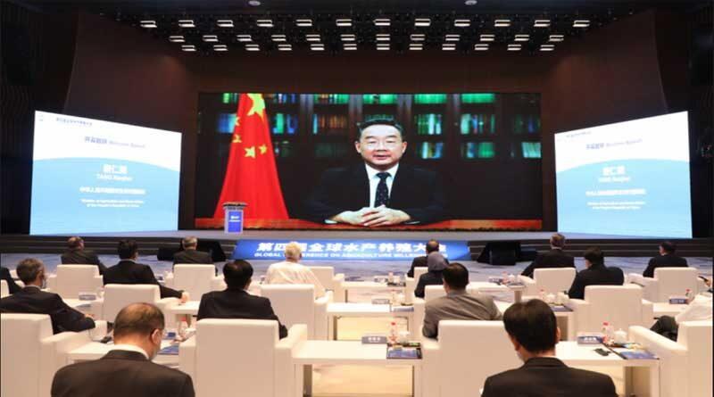 Global Conference on Aquaculture Millenium+20 Convenes in Shanghai