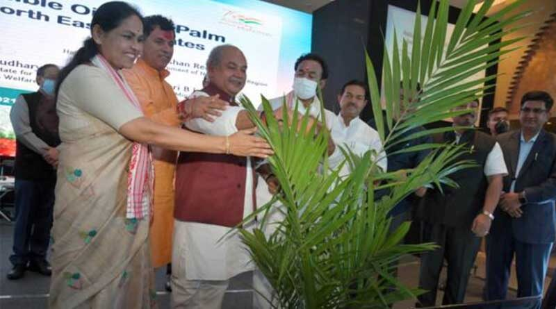 North Eastern states will turn into an oil palm hub of the country: Union Agriculture Minister