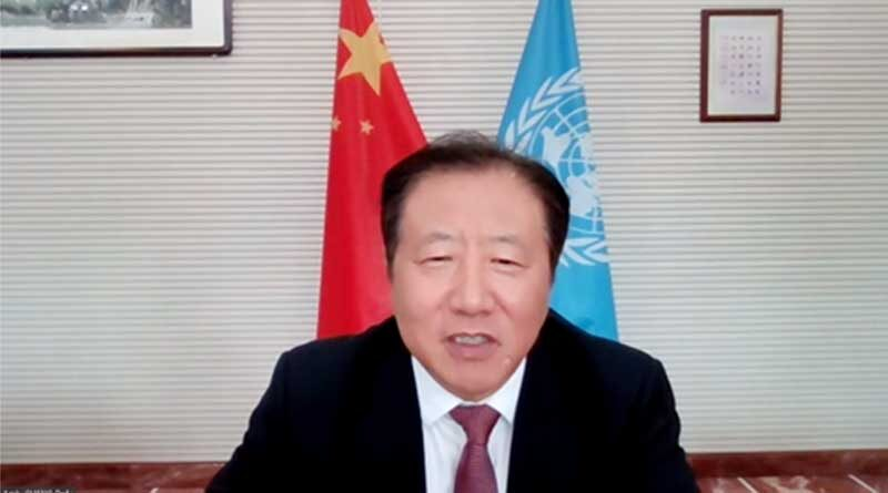 Guang Defu Attends Plenary Meeting of G77 + China (Rome Chapter)