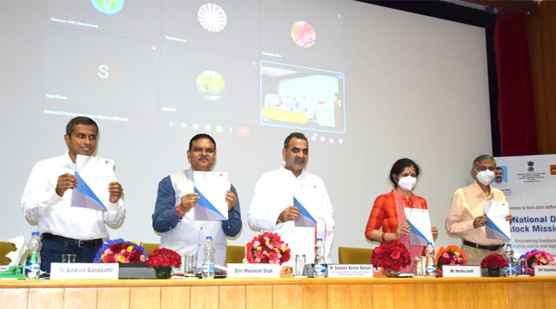 National Digital Livestock Mission Blueprint unveiled at NDDB, Anand