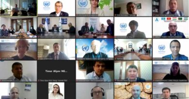 Combating drought, sand and dust: Experts meet to discuss solutions for Central Asia
