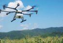 Successful field trial of Drone spraying of Nano Urea undertaken